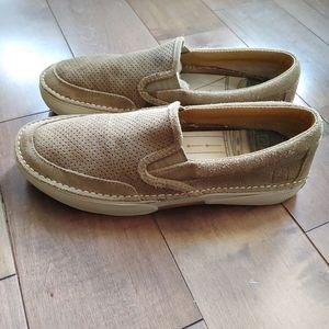 Sperry Top-Sider Men's Slip-On Shoes brown tan 9